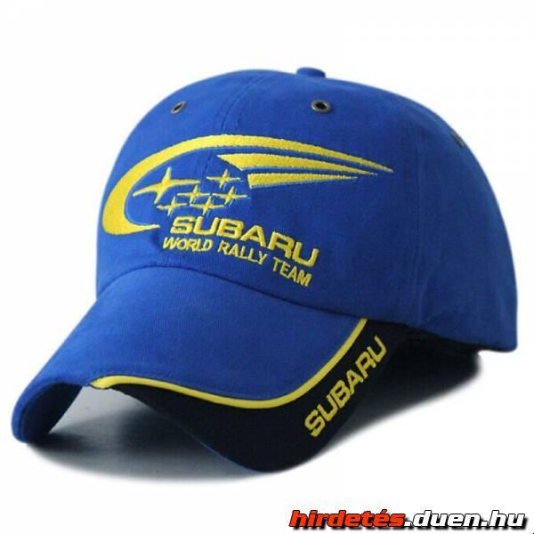 KÉP Subaru WRC új Baseball sapka! a6425d5b1b